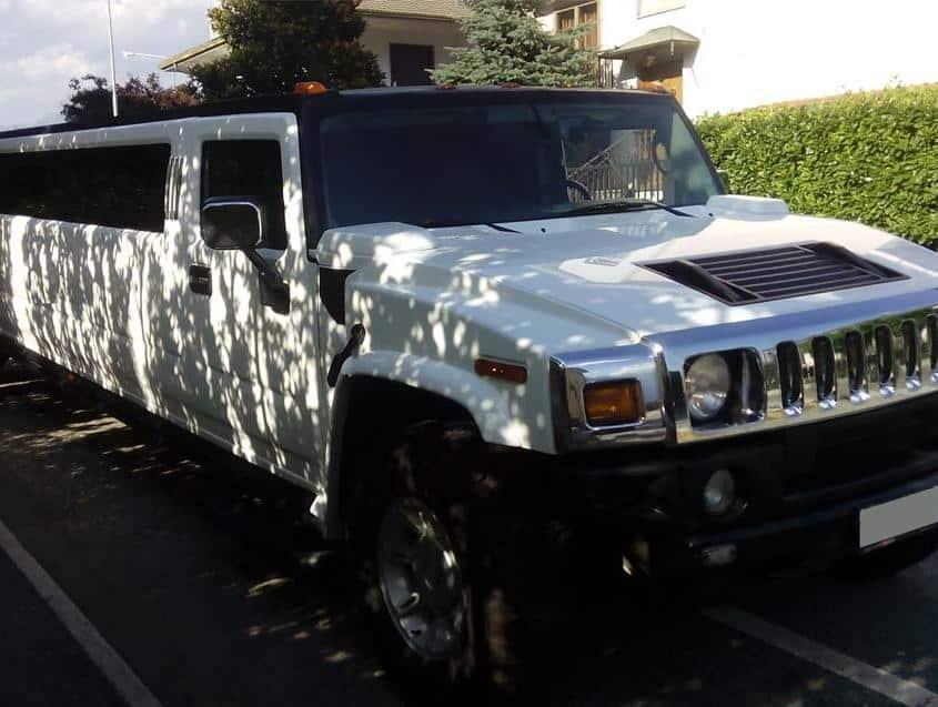 Hummer 3 Stretch Limousine Svizzera