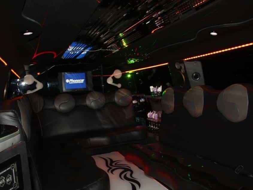 Hummer 5 Stretch Limousine Svizzera