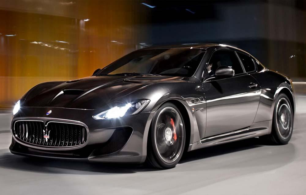 Noleggio Maserati