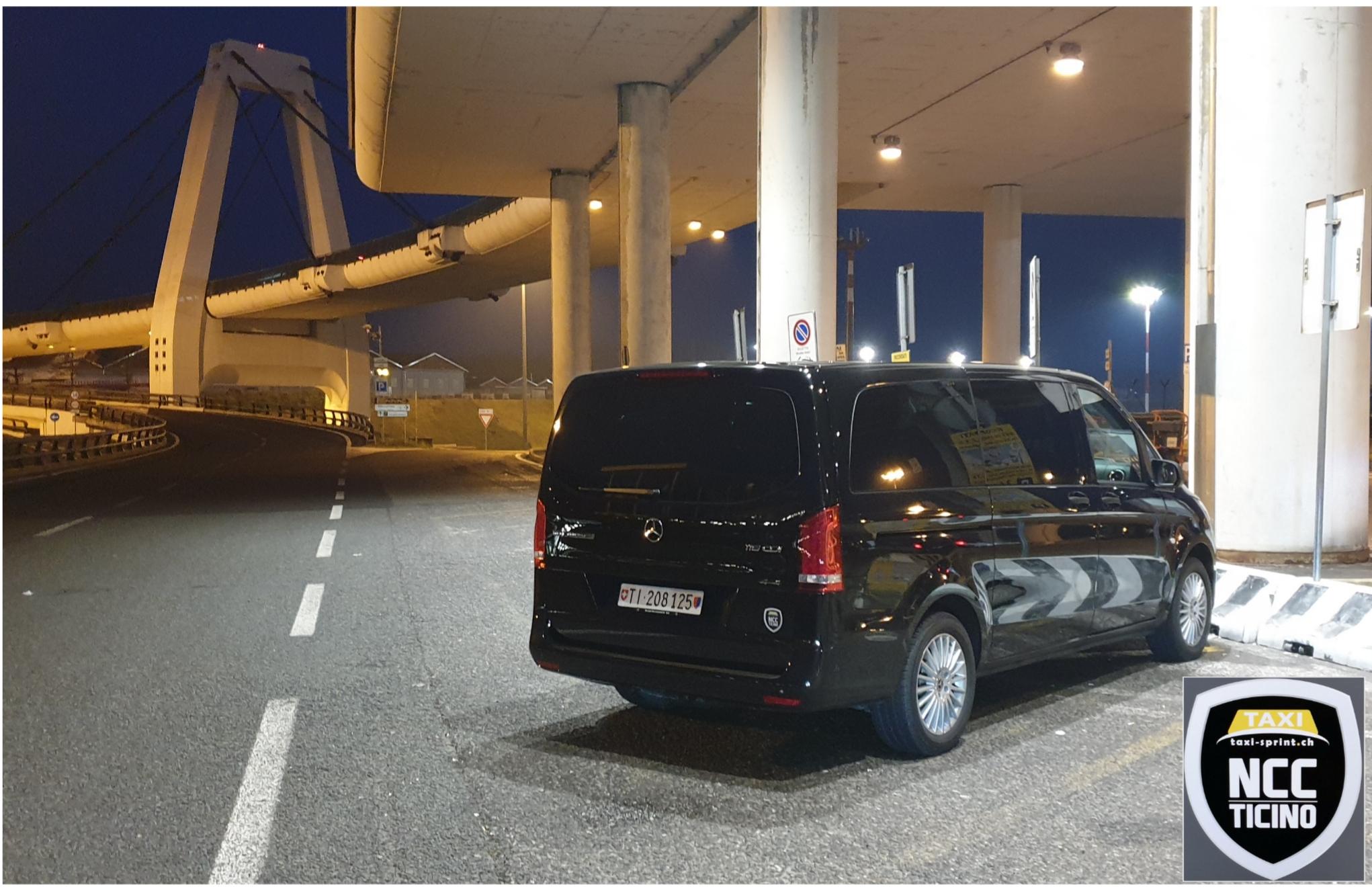 Navetta Aeroporti Malpensa - Linate - Orio al Serio