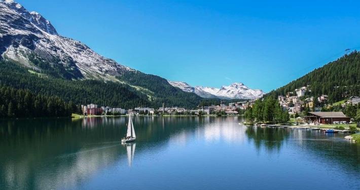 Saint Moritz Lago TaxiSprint Taxi Bellinzona